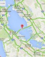 旧金山即时交通图