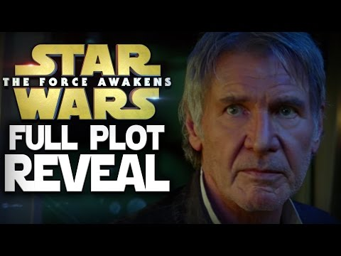Star Wars Episode 7 Force Awakens Full Plot *WARNING POTENTIAL SPOILERS* [Dash Star]